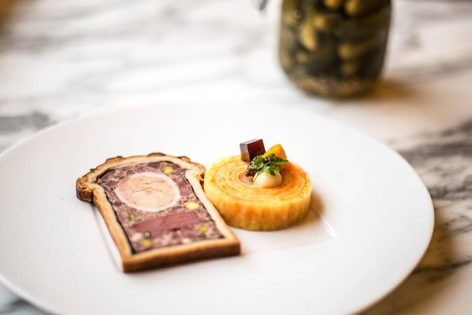 Karen torosyan bozar brasserie le nouvel toil for La cuisine classique