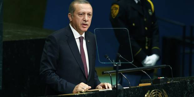 Erdogan validera le retour de la peine capitale si les Turcs votent pour lui - La Libre