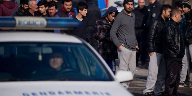 """La Bulgarie veut """"isoler"""" un millier de migrants après des échauffourées - La Libre"""