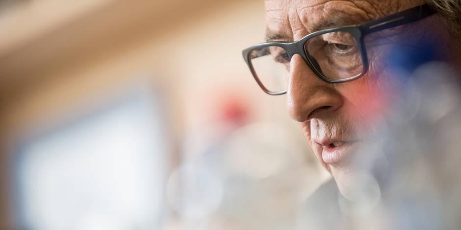 Jean-Claude Juncker à La Libre: ?La paix n'est pas une donnée constante en Europe? - La Libre