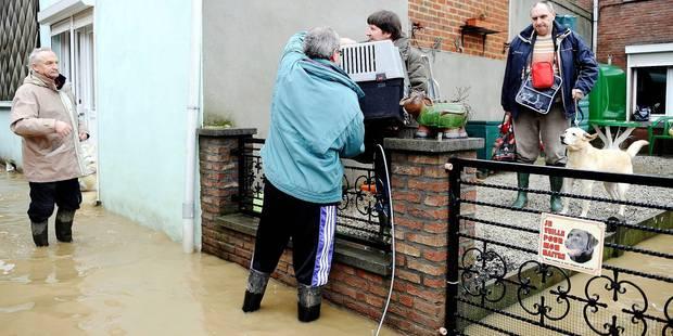 """Beauvechain: """"On en a marre d'être inondés"""" - La Libre"""