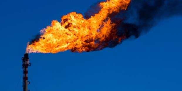 Le pétrole signe une hausse de près de 10% à New York après l'accord de l'Opep - La Libre
