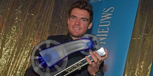 Greg Van Avermaet remporte le Vélo de Cristal - La Libre
