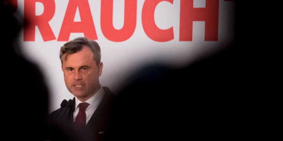 Edito: L'élection autrichienne est tout sauf anodine pour l'Europe - La Libre