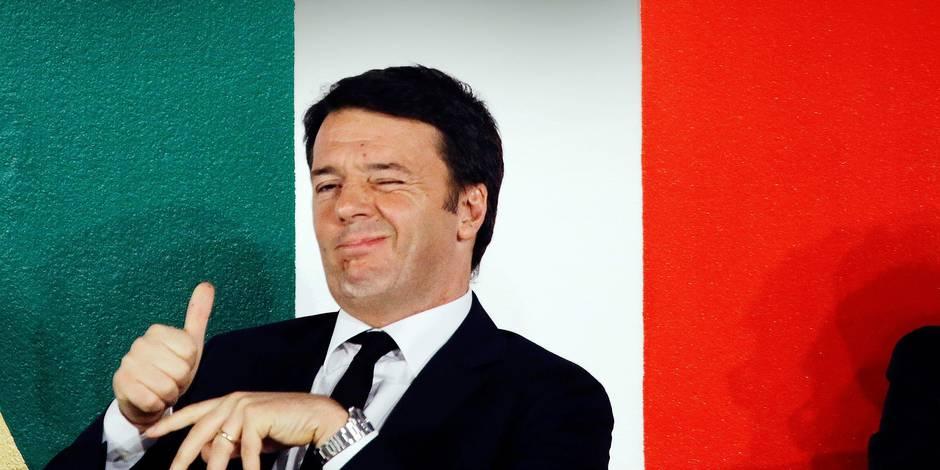 Italie: Renzi face au référendum de tous les dangers - La Libre