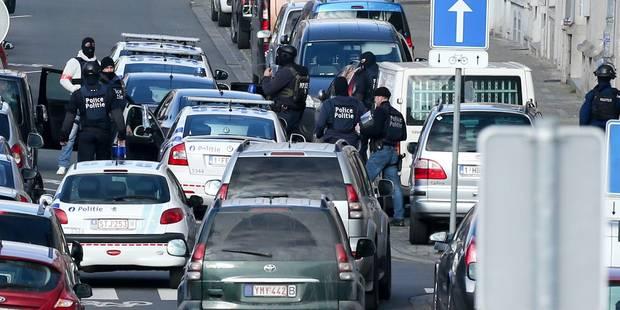 Des voitures piégées en France étaient le but initial des terroristes de Bruxelles - La Libre