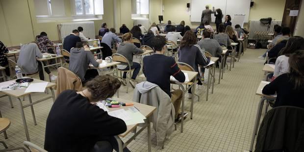 Très mauvais bulletins Pisa pour les élèves francophones (INFOGRAPHIE) - La Libre