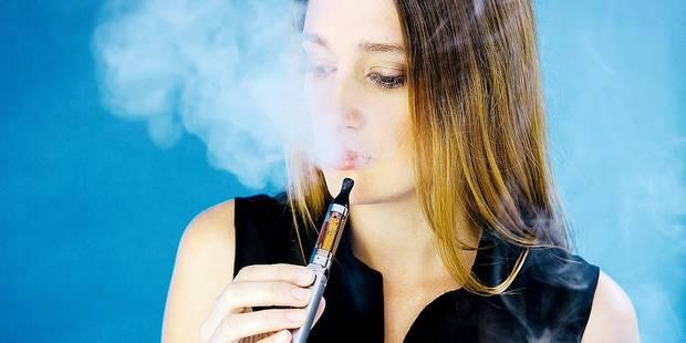 """""""L'apocalypse pour la cigarette électronique"""" - La Libre"""