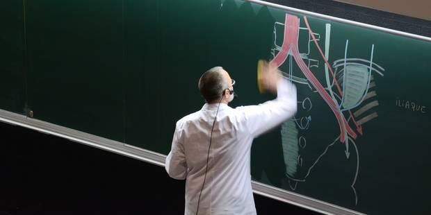 Universités : bientôt la fin d'un anachronisme ? (OPINION) - La Libre