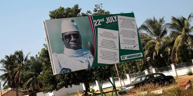 Gambie: le président élu appelle Jammeh à accepter sa défaite et ses partisans au calme - La Libre