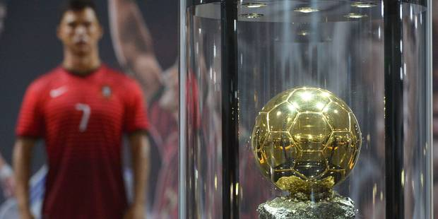 """Cristiano Ronaldo remporte le Ballon d'Or 2016 et dit """"Merci beaucoup"""" en français (VIDEO) - La Libre"""