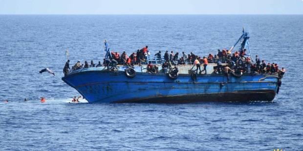 Naufrage tuant 800 migrants en 2015: 18 ans de prison pour le capitaine - La Libre