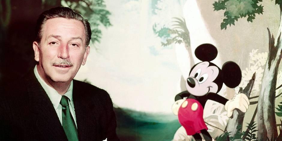 Walt Disney est immortel depuis 50 ans - La Libre