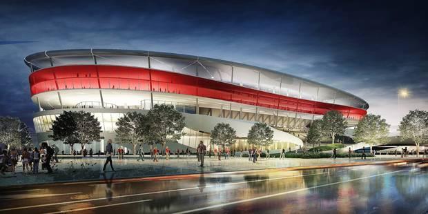 """Stade national: à l'heure pour l'Euro 2020, mais """"la direction d'Anderlecht est divisée"""" - La Libre"""