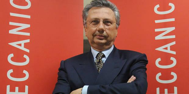 Corruption: la condamnation d'un ex-patron italien de l'aéronautique, Giuseppe Orsi, annulée - La Libre