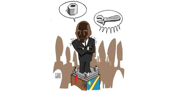 Kabila, les détonateurs, la poudre (OPINION) - La Libre