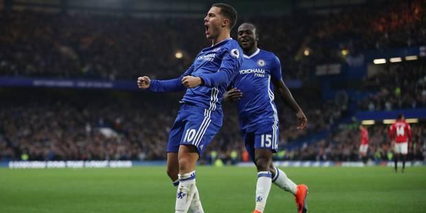 Premier League: Eden Hazard 9e meilleur vendeur de maillots... mais qui est premier ? - La Libre