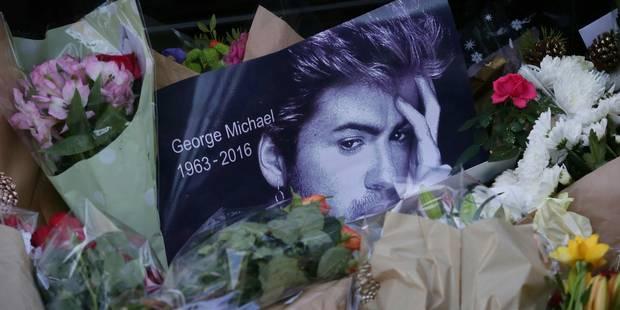 """Les examens post-mortem de George Michael ne sont """"pas concluants"""" - La Libre"""