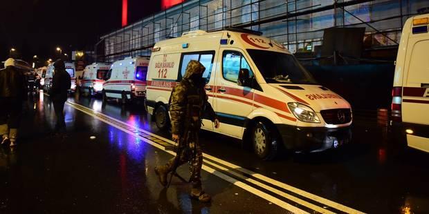 Carnage à Istanbul: 39 morts, chasse à l'homme pour retrouver l'assaillant (PHOTOS et VIDEO) - La Libre