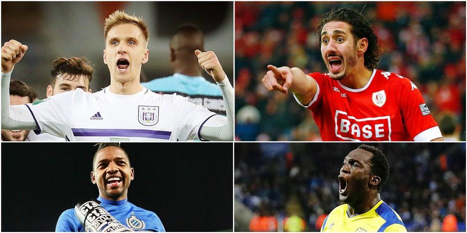 Le football belge de 2017 en 15 questions - La Libre