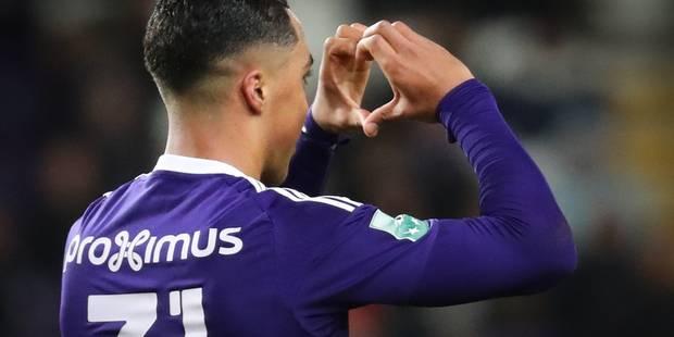 Youri Tielemans parmi les 10 meilleurs joueurs qui auront 20 ans en 2017, selon France Football - La Libre