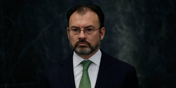 Écarté du gouvernement mexicain à cause de Trump, il en devient chef de la diplomatie - La Libre