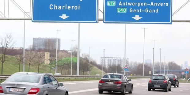 Les routes seront chargées lundi au lendemain des vacances d'hiver - La Libre