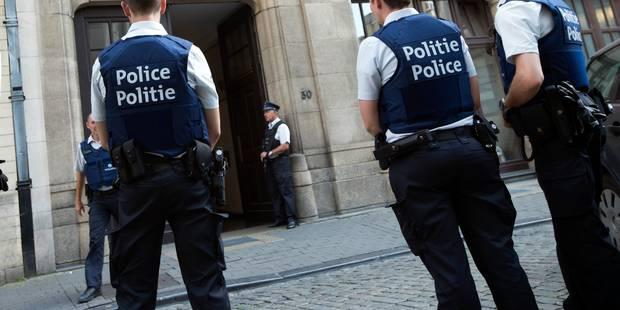 Service d'intervention de la police de Bruxelles-Ouest: les négociations en bonne voie - La Libre