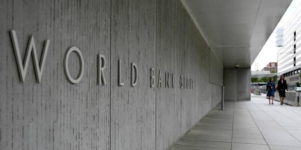 """L'économie mondiale fragilisée par """"l'incertitude"""" Trump: la Banque mondiale abaisse ses prévisions de croissance - La L..."""