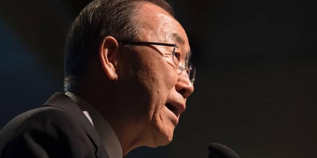 Deux membres de la famille de Ban Ki-moon inculpés à New York pour corruption - La Libre