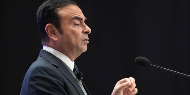 Moteurs diesel: Renault perd plus 4% en Bourse après l'ouverture d'une information judiciaire - La Libre