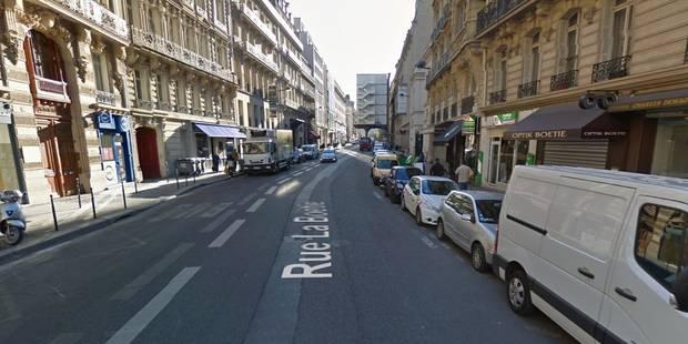 """L'""""Arsène Lupin"""" qui avait dérobé 5,5 millions d'euros de bijoux arrêté à Paris - La Libre"""