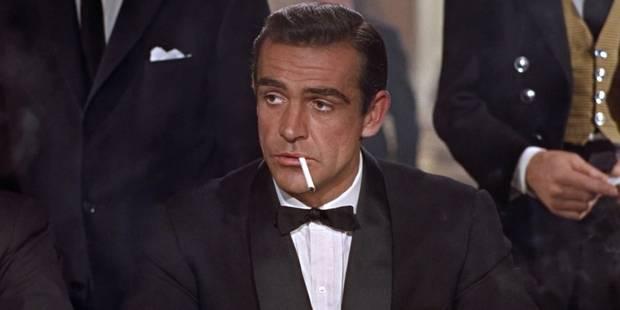 James Bond ne fume plus mais reste exposé au tabagisme passif - La Libre