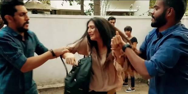 Un mannequin challenge pour dénoncer les violences faites aux Indiennes (VIDEO) - La Libre