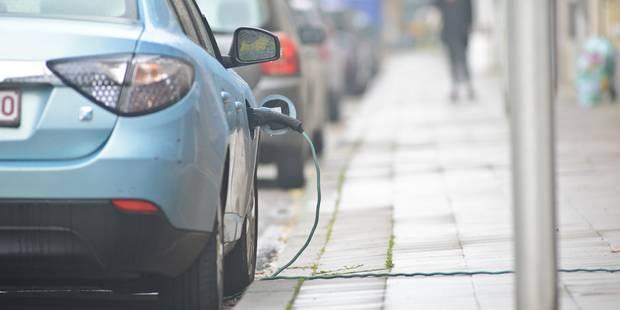 100 % de véhicules publics verts en Wallonie d'ici 2030 - La Libre