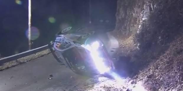 Drame au Rallye Monte-Carlo: décès du spectateur heurté par la voiture d'un concurrent (VIDEO) - La Libre