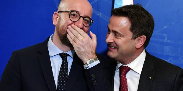 "Charles Michel a ""grillé"" les rêves de Guy Verhofstadt - La Libre"