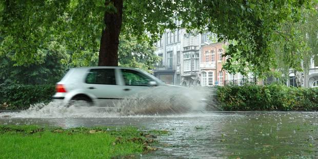 Découvrez le montant de la facture du changement climatique pour la Belgique - La Libre