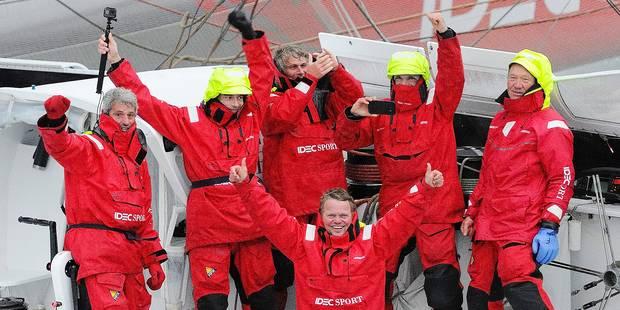 Tour du monde à la voile : deux fois plus vite que Jules Verne ne l'imaginait - La Libre