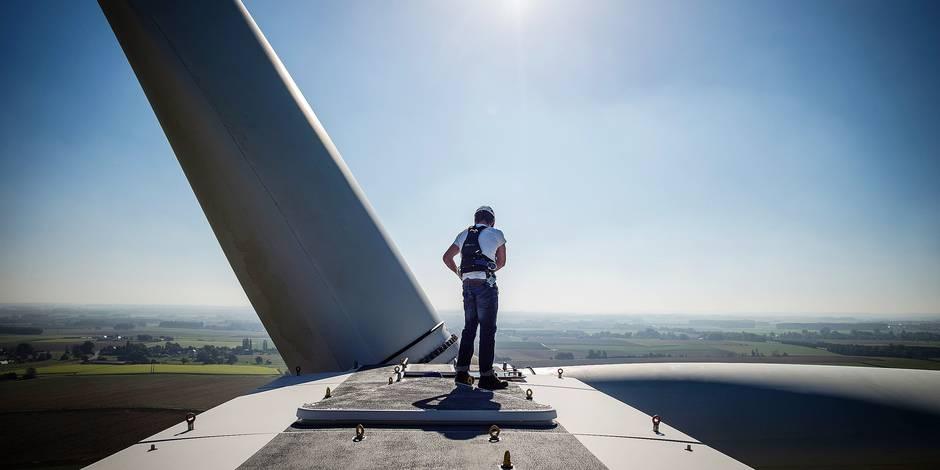 Voici la Belgique de 2030, en championne du renouvelable - La Libre