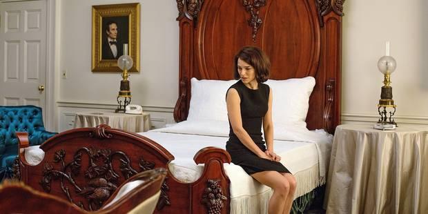 """Jackie"" : Natalie Portman bouleversante en Jackie Kennedy - La Libre"