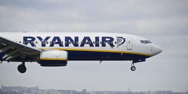 Ryanair à nouveau devant les tribunaux - La Libre