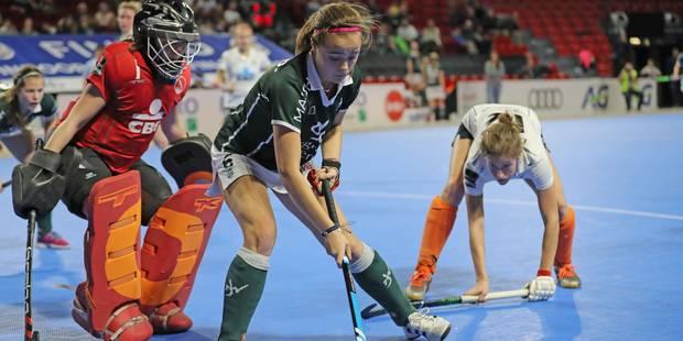 Hockey indoor: le Wat crée la surprise en éliminant le Pingouin en DH Dames - La Libre