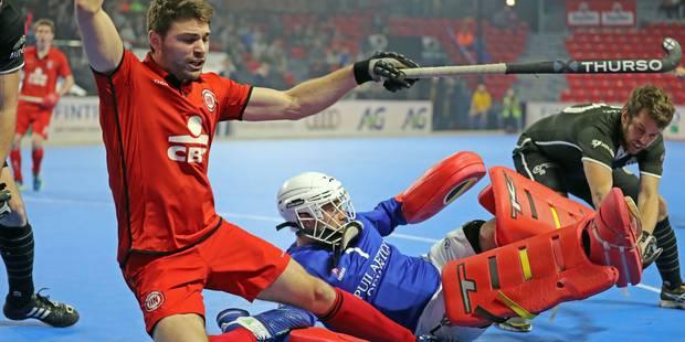 Hockey indoor: le Racing affirme à nouveau sa suprématie - La Libre
