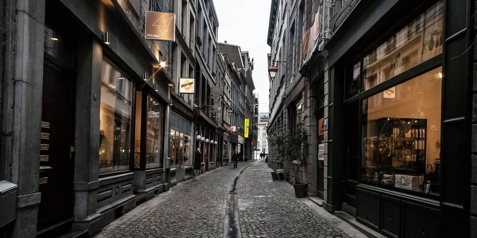 Liège: la rénovation urbaine continue - La Libre
