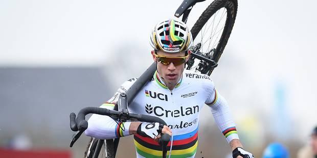 Le double champion du monde belge Wout Van Aert accusé de dopage mécanique par la presse espagnole - La Libre