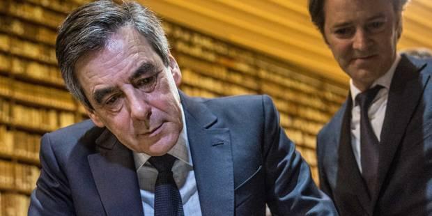 Affaibli, Fillon tente de reprendre le fil de sa campagne - La Libre