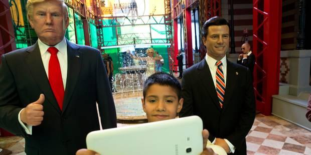 """Le Mexique appelle ses ressortissants à """"prendre des précautions"""" aux Etats-Unis - La Libre"""