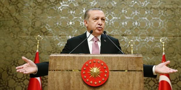 Voici ce que prévoit la réforme constitutionnelle d'Erdogan - La Libre