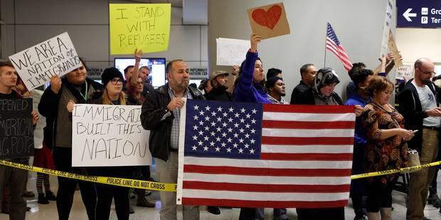 Les Etats-Unis expulsaient déjà des centaines de milliers de clandestins avant Trump - La Libre